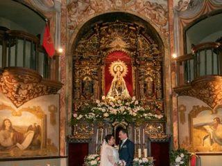 La boda de Nerea  y Javier  2