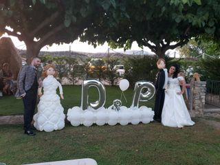 La boda de Puri  y Dani 1
