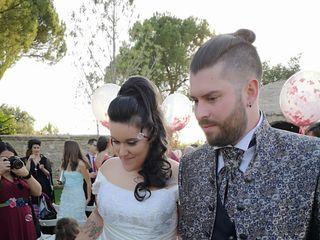 La boda de Puri  y Dani