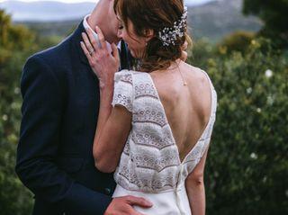 La boda de Lara y Graeme 2
