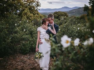 La boda de Lara y Graeme 3
