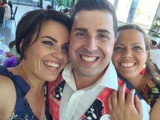 La boda de Alain y Almudena 1