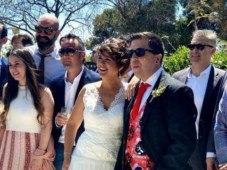 La boda de Alain y Almudena 2