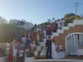 La boda de Abel  y Nieves 3