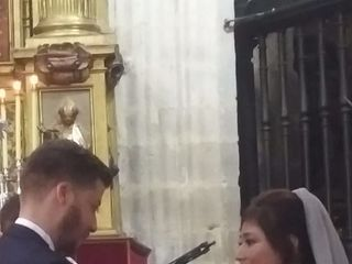 La boda de Daniel y Gloria 3