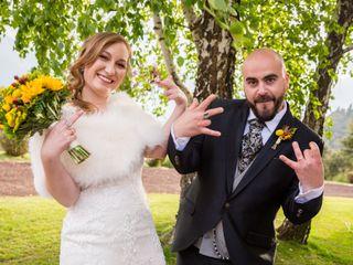 La boda de Mariona y Toni