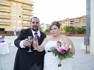 La boda de Tere y José