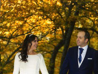 La boda de Mª Angeles  y Antonio Manuel  1