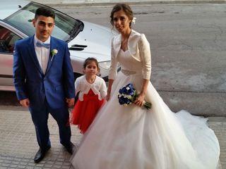 La boda de Maria y Ismael