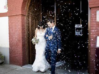 La boda de Elisa y Álvaro
