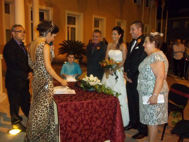 La boda de Mireya y Fran en El Verger, Alicante 1