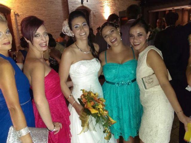 La boda de Mireya y Fran en El Verger, Alicante 7