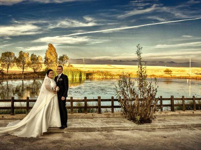 La boda de Javier  y Nerea  en Olmedo, Valladolid 1
