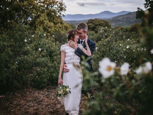 La boda de Graeme y Lara en Collado Villalba, Madrid 28