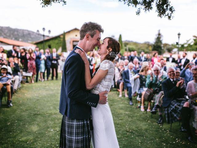 La boda de Graeme y Lara en Collado Villalba, Madrid 25