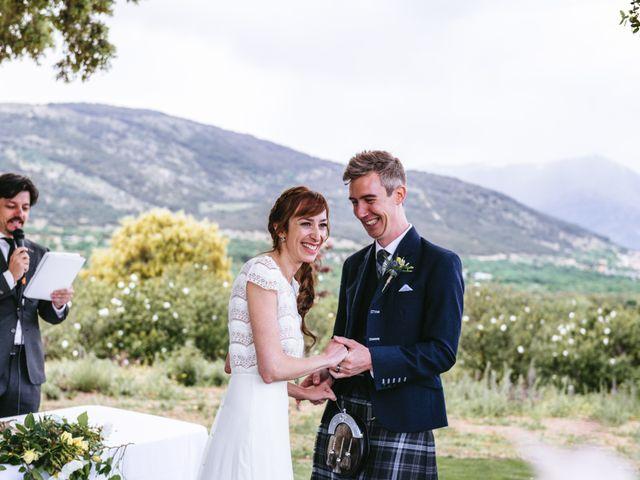 La boda de Graeme y Lara en Collado Villalba, Madrid 23