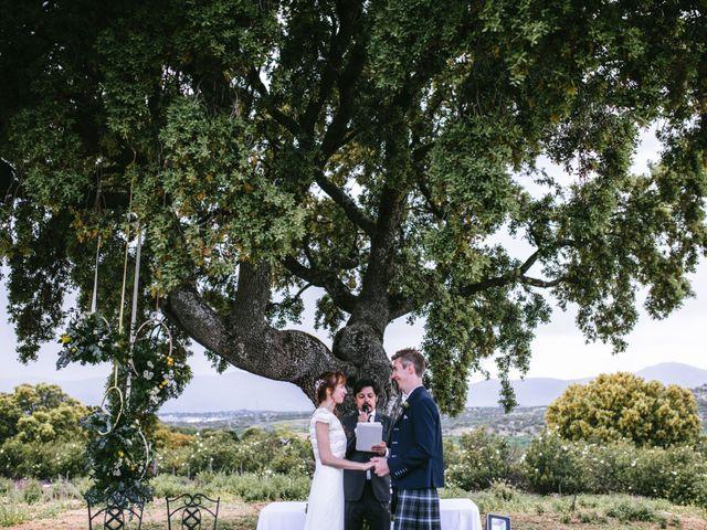 La boda de Graeme y Lara en Collado Villalba, Madrid 20