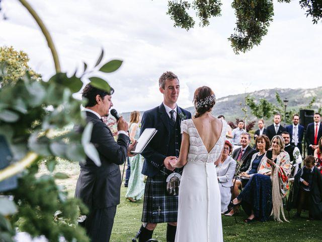 La boda de Graeme y Lara en Collado Villalba, Madrid 21