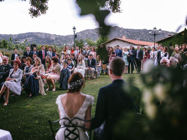 La boda de Graeme y Lara en Collado Villalba, Madrid 19