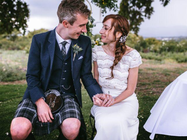 La boda de Graeme y Lara en Collado Villalba, Madrid 16