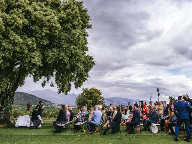 La boda de Graeme y Lara en Collado Villalba, Madrid 18