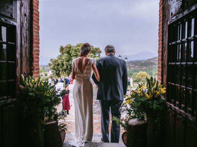 La boda de Graeme y Lara en Collado Villalba, Madrid 13