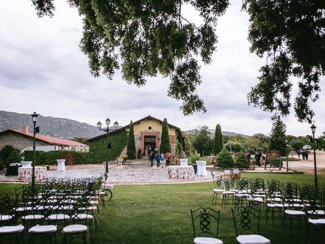 La boda de Graeme y Lara en Collado Villalba, Madrid 7