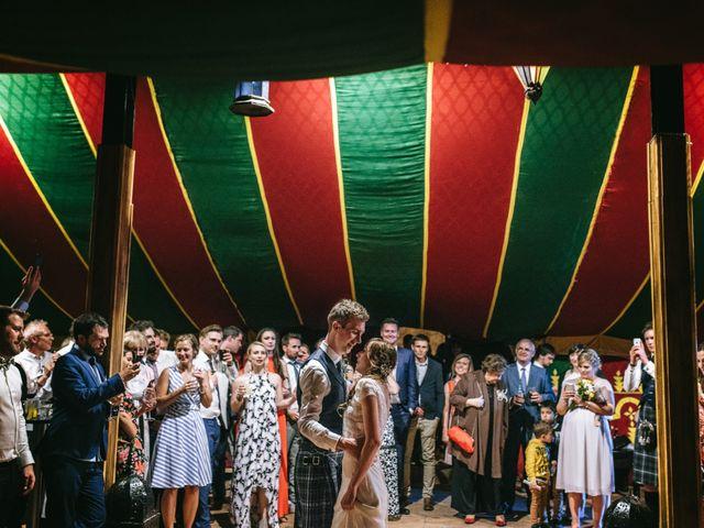 La boda de Graeme y Lara en Collado Villalba, Madrid 35