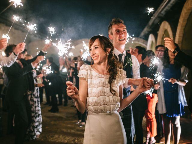 La boda de Graeme y Lara en Collado Villalba, Madrid 34