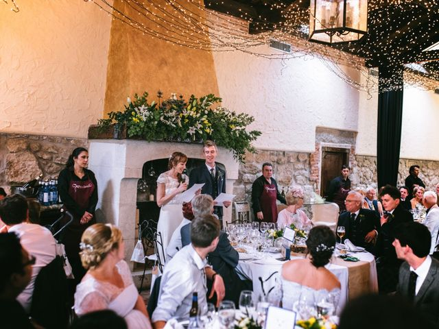 La boda de Graeme y Lara en Collado Villalba, Madrid 31