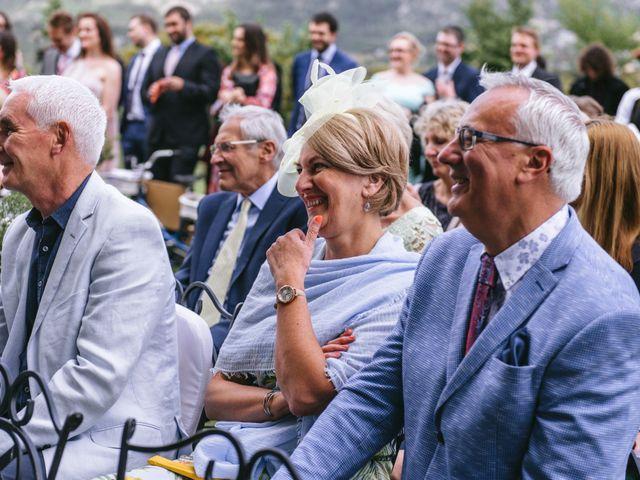 La boda de Graeme y Lara en Collado Villalba, Madrid 24