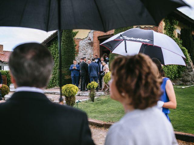 La boda de Graeme y Lara en Collado Villalba, Madrid 10