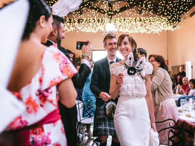 La boda de Graeme y Lara en Collado Villalba, Madrid 29