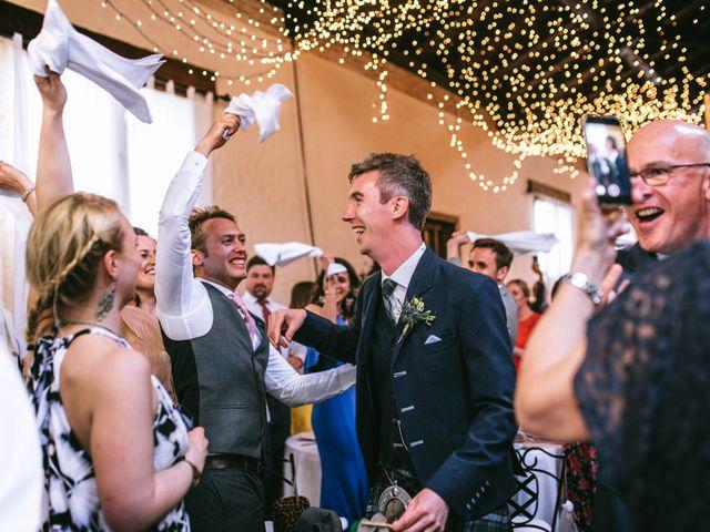 La boda de Graeme y Lara en Collado Villalba, Madrid 30