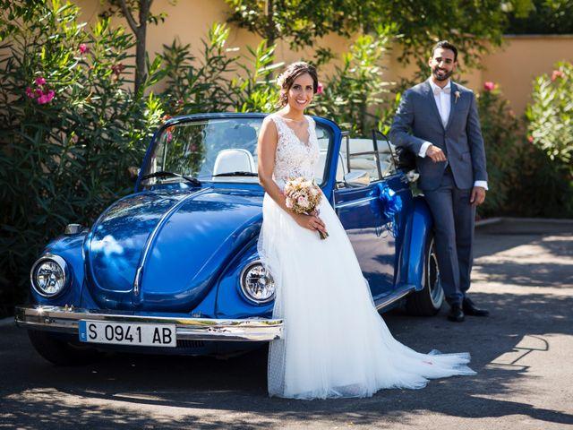 La boda de Maria y Santi
