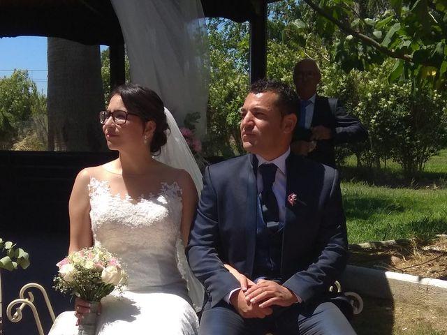 La boda de Rocio y Juanma