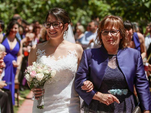 La boda de Juanma y Rocio en L' Aldea, Tarragona 2