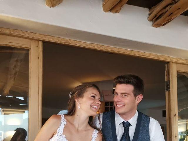 La boda de Nieves y Abel  en Cala Tarida, Islas Baleares 7
