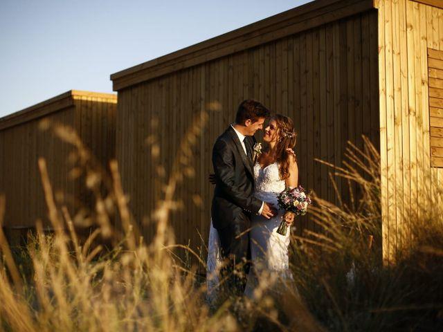 La boda de Nieves y Abel  en Cala Tarida, Islas Baleares 2