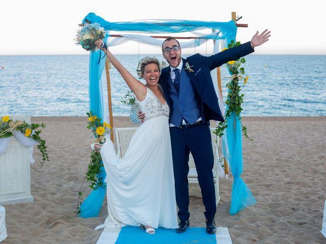 La boda de Geni y Jaume
