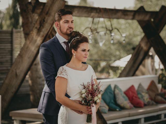 La boda de Mari y Juan Antonio