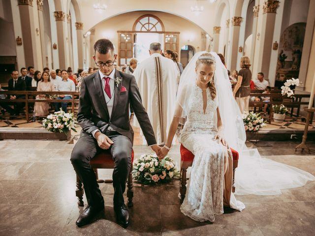 La boda de Olga y Joan Pau