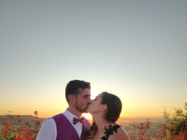 La boda de Daniel y Irene en Chinchon, Madrid 1