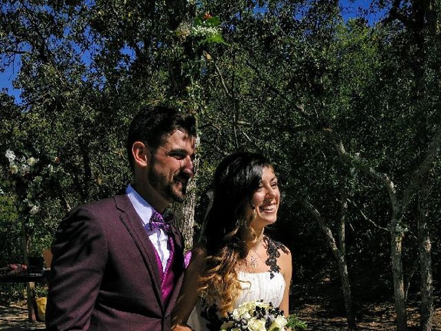 La boda de Daniel y Irene en Chinchon, Madrid 2