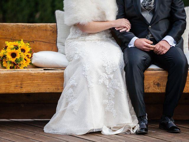 La boda de Toni y Mariona en Montseny, Barcelona 35