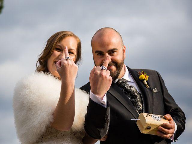 La boda de Toni y Mariona en Montseny, Barcelona 37
