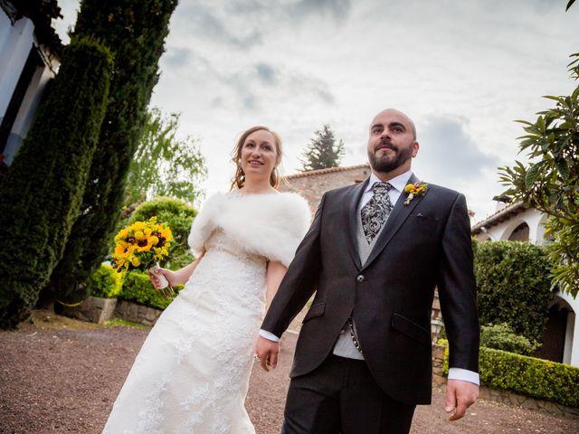 La boda de Toni y Mariona en Montseny, Barcelona 42