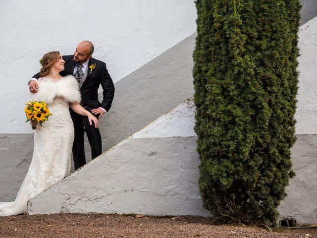 La boda de Toni y Mariona en Montseny, Barcelona 43