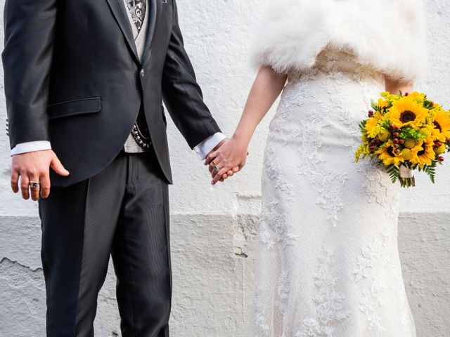 La boda de Toni y Mariona en Montseny, Barcelona 44