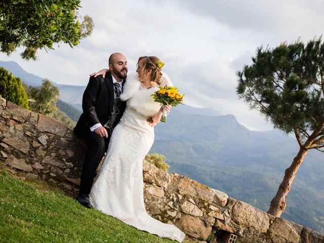 La boda de Toni y Mariona en Montseny, Barcelona 45